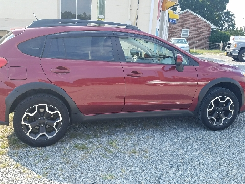 2014 Subaru XV Crosstrek for sale in Rocky Mount, VA
