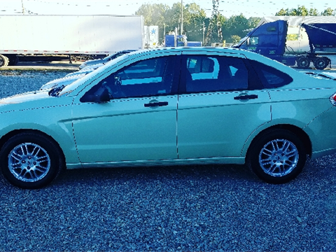 2010 Ford Focus for sale in Rocky Mount, VA