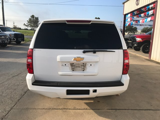 2012 Chevrolet Tahoe Police 4x2 4dr SUV - Gonzales TX