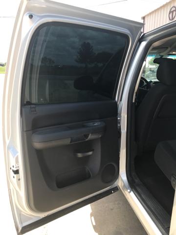 2013 Chevrolet Silverado 1500 LS 4x2 4dr Crew Cab 5.8 ft. SB - Gonzales TX