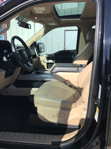 2016 Ford F-150 Lariat 4x4 4dr SuperCrew 5.5 ft. SB - Gonzales TX