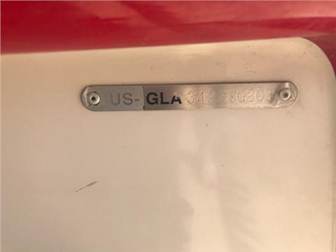 2003 Glastron GX205SF