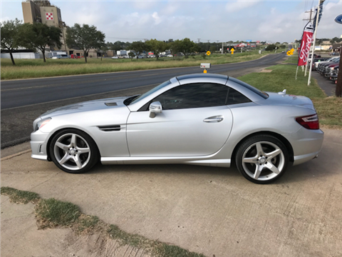2014 Mercedes-Benz SLK for sale in Gonzales, TX