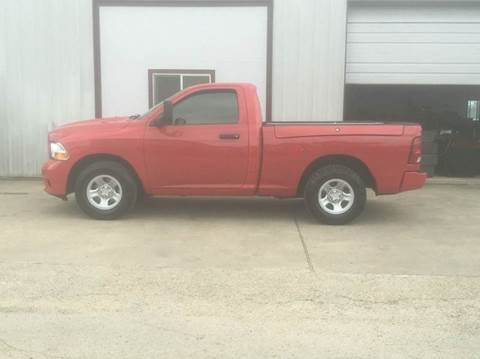 2012 RAM Ram Pickup 1500 for sale in Gonzales, TX