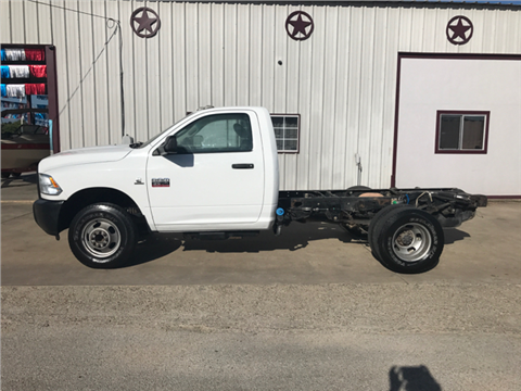 2012 RAM Ram Chassis 3500 for sale in Gonzales, TX