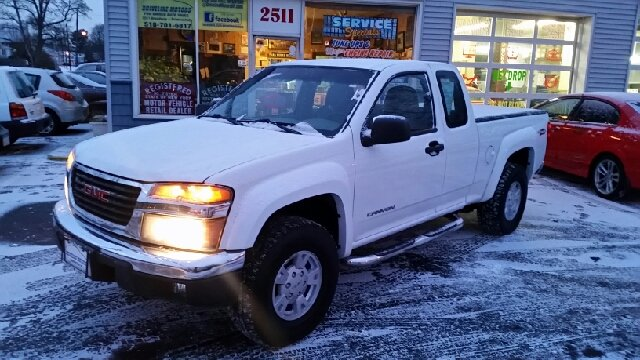 2004 gmc canyon z85 sl 4dr extended cab 4wd sb in for Capitaland motors gmc schenectady ny