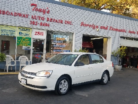 2004 Chevrolet Malibu for sale in Schenectady, NY