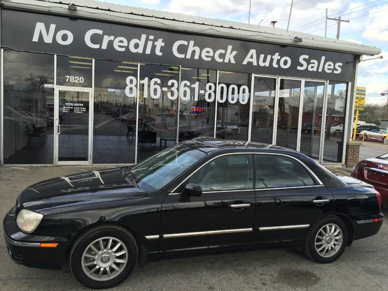 2005 hyundai xg350 in kansas city mo no credit check auto sales. Black Bedroom Furniture Sets. Home Design Ideas