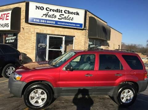 No Credit Auto Sales Kansas City