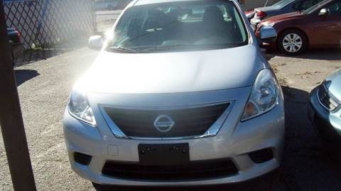 2012 Nissan Versa for sale in Macon, GA