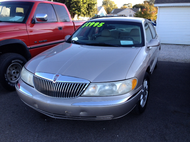 2000 Lincoln Continental for sale in Evansville IN