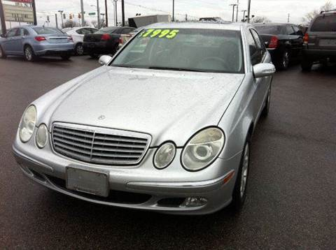Mercedes benz e class for sale in evansville in for Mercedes benz evansville in