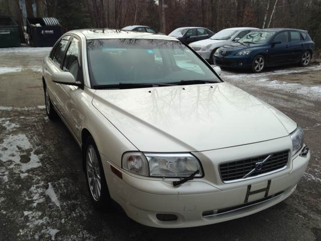 Volvo S80 2006 2006 Volvo S80 2 5t Awd