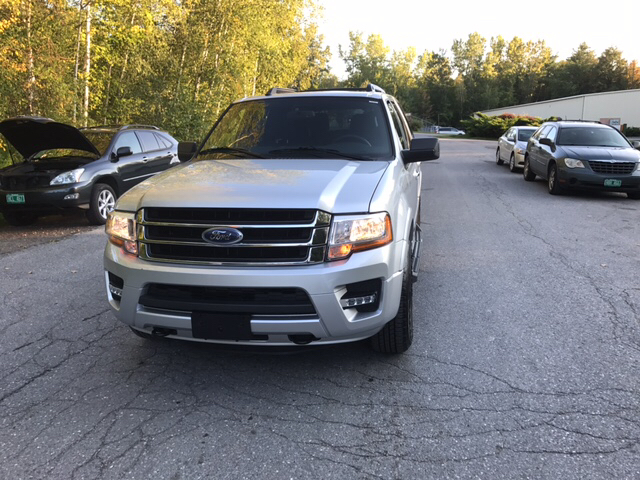 2017 Ford Expedition XLT 4x4 4dr SUV - Williston VT