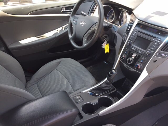 2014 Hyundai Sonata GLS 4dr Sedan - Williston VT