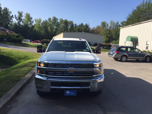 2016 Chevrolet Silverado 2500HD 4x4 LT 4dr Crew Cab SB - Williston VT