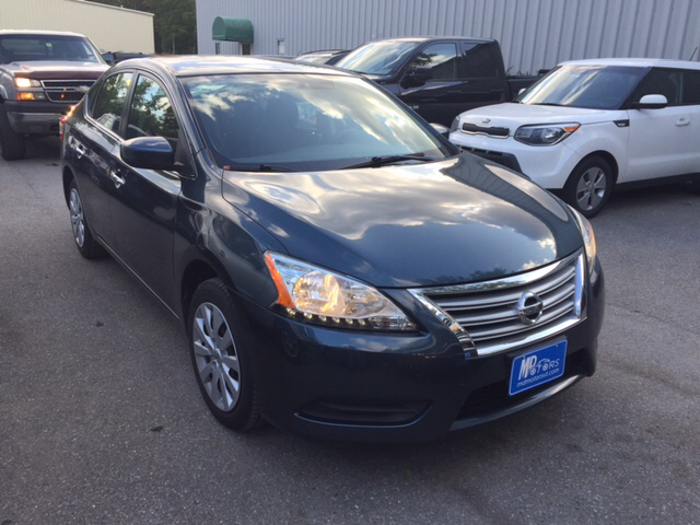2014 Nissan Sentra SV 4dr Sedan - Williston VT