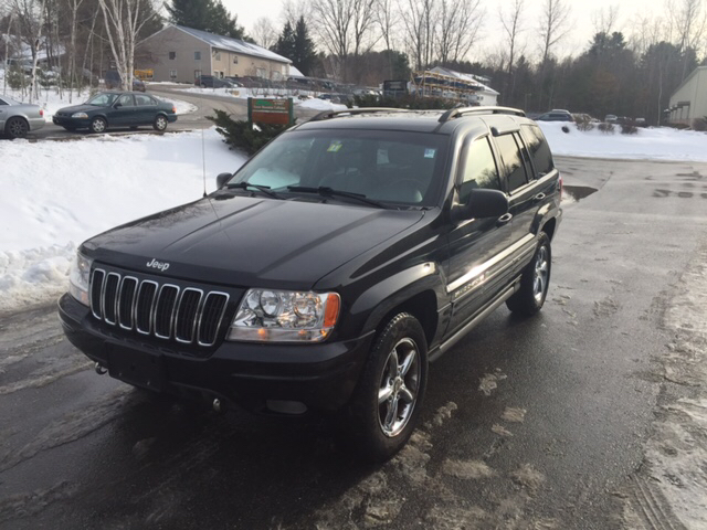2002 jeep grand cherokee overland 4dr 4wd suv in williston vt md motors llc. Black Bedroom Furniture Sets. Home Design Ideas