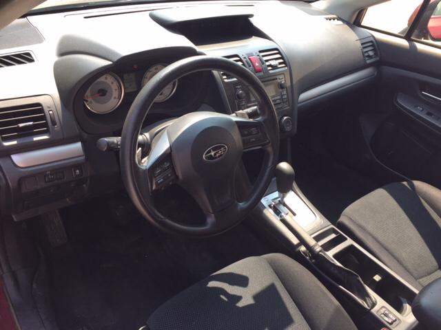 2013 Subaru Impreza AWD 2.0i Premium 4dr Sedan CVT - Williston VT