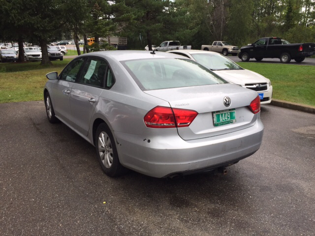2012 Volkswagen Passat S PZEV 4dr Sedan 6A w/ Appearance - Williston VT