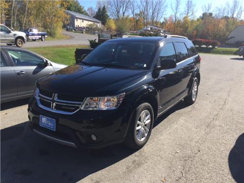 2017 Dodge Journey for sale in Williston, VT