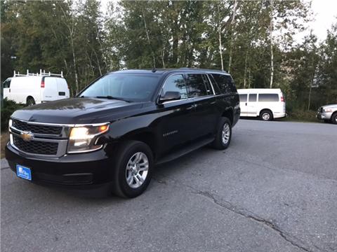2015 Chevrolet Suburban for sale in Williston, VT
