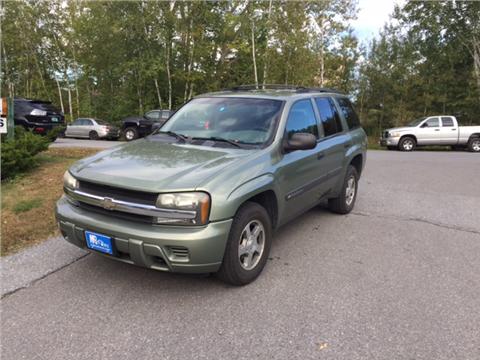 2004 Chevrolet TrailBlazer for sale in Williston, VT