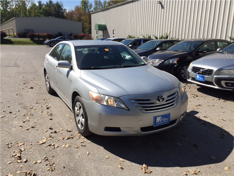 2007 Toyota Camry for sale in Williston, VT