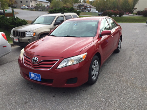 2010 Toyota Camry for sale in Williston, VT
