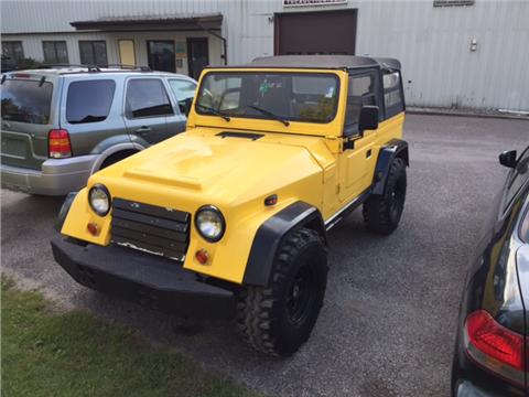 1991 Jeep Wrangler for sale in Williston, VT