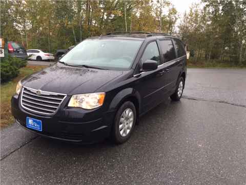 2010 Chrysler Town and Country for sale in Williston, VT