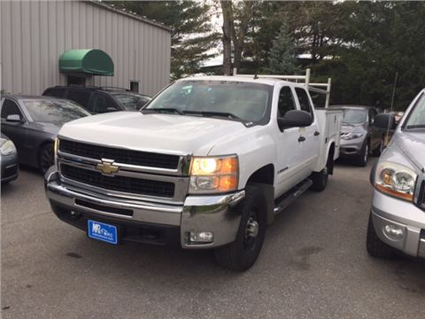 2007 Chevrolet Silverado 2500HD for sale in Williston, VT