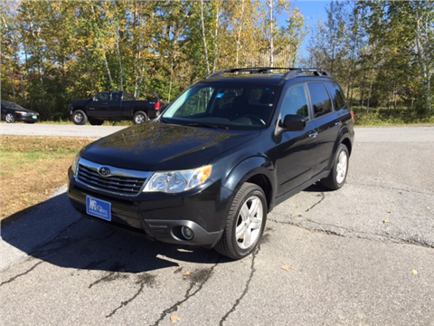 2010 Subaru Forester for sale in Williston, VT