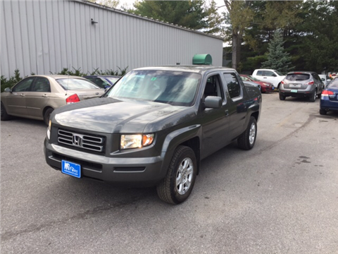 2008 Honda Ridgeline for sale in Williston, VT