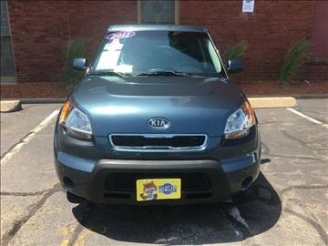 2011 Kia Soul for sale in Malden, MA