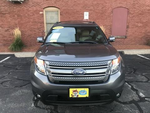 2011 Ford Explorer for sale in Malden, MA