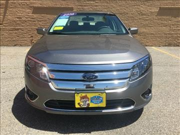 2010 Ford Fusion Hybrid for sale in Malden, MA