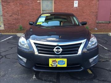 2013 Nissan Altima for sale in Malden, MA