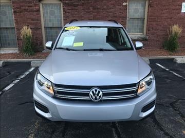 2015 Volkswagen Tiguan for sale in Malden, MA