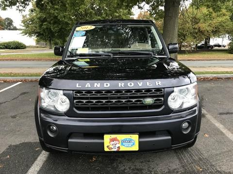 2010 Land Rover LR4 for sale in Malden, MA