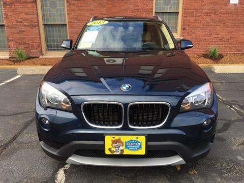 2013 BMW X1 for sale in Malden MA