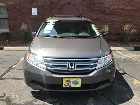 2012 Honda Odyssey for sale in Malden MA