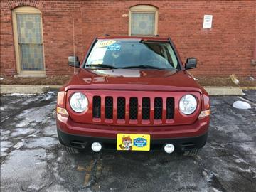 2012 Jeep Patriot for sale in Malden, MA