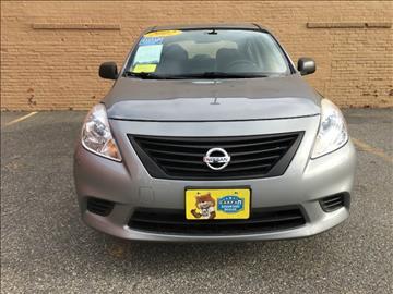 2012 Nissan Versa for sale in Malden, MA