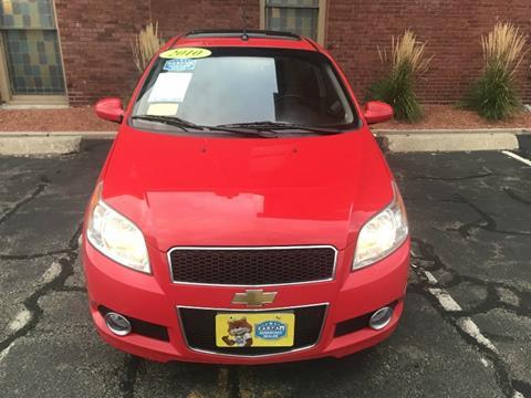 2010 Chevrolet Aveo for sale in Malden, MA