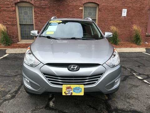 2013 Hyundai Tucson for sale in Malden MA