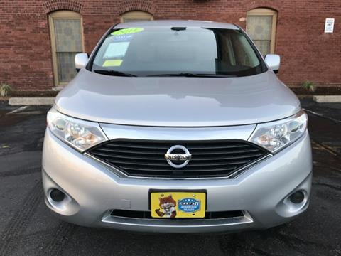 2011 Nissan Quest for sale in Malden MA
