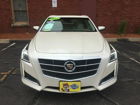 2014 Cadillac CTS for sale in Malden MA
