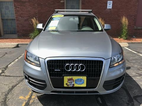 2010 Audi Q5 for sale in Malden MA