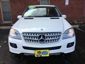 2008 Mercedes-Benz M-Class for sale in Malden, MA